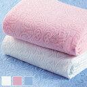 日本製 今治産ジャカード織タオルシーツ ふんわり やわらか 寝具 シングル 綿100%(代引不可)【送料無料】