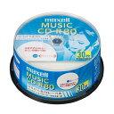 日立マクセル 音楽用CDR80分30枚 CDRA80WP.30SP【ポイント10倍】