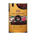 熊野油脂 ディブ 3種のオイル コンディショナー(馬油 椿油 ココナッツオイル) 400ML 400ML(代引不可)