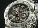 ジョンハリソン JHARRISON 腕時計 自動巻き フルスケルトン JH003-RB【楽ギフ_包装】【ポイント10倍】