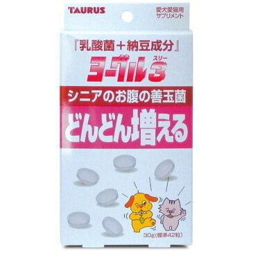 トーラス ヨーグル3納豆愛犬愛猫用30g【ポイント10倍】