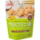 クリスプミニCa・Fe トーストココナッツ味 65g ハマダコンフェクト【ポイント10倍】