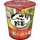 【ケース販売】どっさり野菜 チリトマト味ラーメン 63g×12個 エースコック【ポイント10倍】