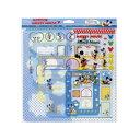 ディズニーシリーズ フォトコーディネートセット ミッキー アS-FCS-1 ナカバヤシ【ポイント10倍】