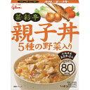 熟食, 食品材料 - グリコ 菜彩亭 親子丼 140g 江崎グリコ