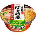 【ケース販売】明星 低糖質麺 はじめ屋 糖質50%オフこってり 醤油豚骨味 84g×12個 明星食品