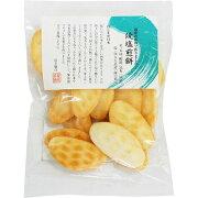召しませ日本 焼塩煎餅 80g アリモト【ポイント10倍】