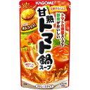 カゴメ 甘熟トマト鍋スープ 750g【ポイント10倍】
