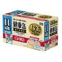 11歳からの健康缶 しっとりムース まぐろ 40g×6缶パック アイシア【ポイント10倍】