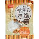 乾燥納豆 しょう油味 5.5g×8包入 タコー【ポイント10倍】