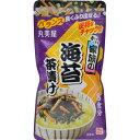 家族の海苔茶漬け 8食分 丸美屋食品工業【ポイント10倍】