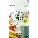 ヤクルト 朝のフルーツ青汁 7g×15袋(大分県産大麦若葉使用) ヤクルトヘルスフーズ【ポイント10倍】