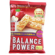 ヘルシークラブ バランスパワー アップル 6袋(12本)入 シリアル&栄養補給【ポイント10倍】