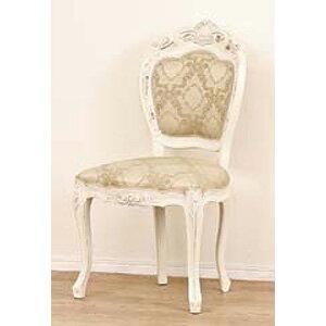 椅子 チェア フランシスカチェアー肘無し ホワイト(代引き不可)【送料無料】【ポイント10倍】 【ポイント10倍】【送料無料】