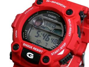 カシオ Gショック CASIO 扇風機 腕時計 ヒーター バリスタ G7900A-4【_包装】H2【ポイント10倍】:リコメン堂【ポイント10倍】