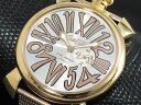 ガガミラノ GAGA MILANO 腕時計 5081.2 GD【送料無料】【ポイント10倍】