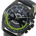 オリエント 万年カレンダー50周年 自動巻き メンズ 腕時計 時計 SEU0B005BH ブラック【ポイント10倍】【楽ギフ_包装】