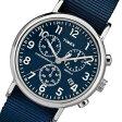 タイメックス ウィークエンダー メンズ 腕時計 時計 TW2P71300-J ブルー 国内正規【ポイント10倍】【楽ギフ_包装】