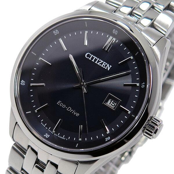 シチズン CITIZEN クオーツ メンズ 腕時計 時計 BM7250-56E ブラック【ポイント10倍】【_包装】 【ポイント10倍】【ラッピング無料】