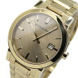 バーバリー BURBERRY シティ クオーツ メンズ 腕時計 BU9033 ゴールド【送料無料】【ポイント10倍】【楽ギフ_包装】