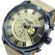 ディーゼル DIESEL ストロングホールド メンズ クオーツ クロノ 腕時計 時計 DZ4354【楽ギフ_包装】【S1】