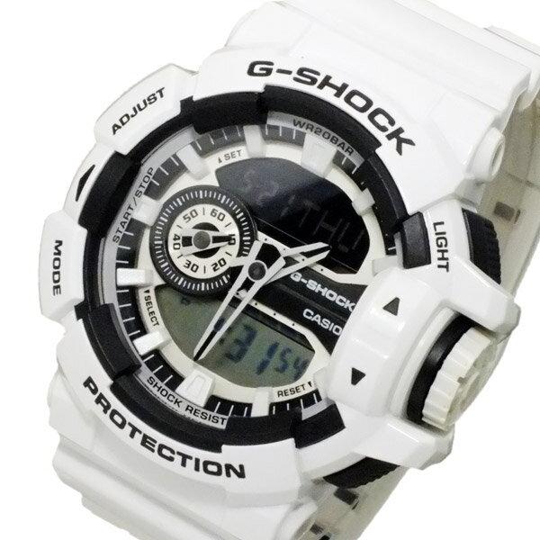カシオ CASIO Gショック G-SHOCK メンズ アナデジ 腕時計 時計 GA-400-7【ポイント10倍】【_包装】 【ラッピング無料】