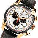 ヴェルサーチ V-レイ クロノ クオーツ メンズ 腕時計 V...