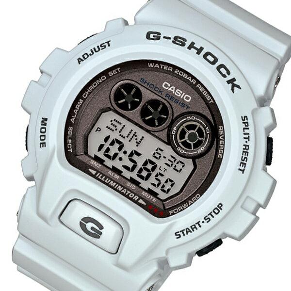 カシオ CASIO Gショック ブリザードホワイト メンズ 腕時計 時計 GD-X6900LG-8 ホワイト【ポイント10倍】【_包装】 【ラッピング無料】