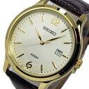 セイコー SEIKO クオーツ メンズ 腕時計 時計 SUR150P1 シルバー