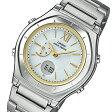 カシオ ウェーブセプター レディース 腕時計 時計 LWA-M160D-7A2JF ゴールド 国内正規【ポイント10倍】【楽ギフ_包装】