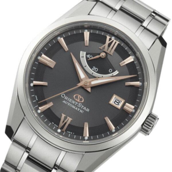 オリエント オリエントスター 自動巻き メンズ 腕時計 WZ0011AF ブラック 国内正規【送料無料】【ポイント10倍】【_包装】 【送料無料】【ラッピング無料】