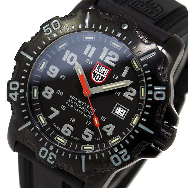 ルミノックス LUMINOX クオーツ メンズ 腕時計 4221 ブラック【送料無料】【ポイント10倍】【_包装】 【送料無料】【ラッピング無料】