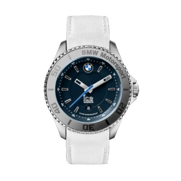 アイスウォッチ BMW MOTORSPORT STEEL メンズ 腕時計 時計 BM.WDB.B.L.14 ネイビー【ポイント10倍】【楽ギフ_包装】