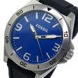 フォッシル FOSSIL クオーツ メンズ 腕時計 時計 BQ1170 ブルー【楽ギフ_包装】【S1】