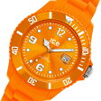アイスウォッチ フォーエバー クオーツ レディース 腕時計 時計 SI.OE.S.S.09 オレンジ【ポイント10倍】【楽ギフ_包装】