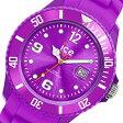 アイスウォッチ フォーエバー クオーツ メンズ 腕時計 時計 SI.PE.B.S.09 パープル【ポイント10倍】【楽ギフ_包装】