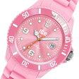 アイスウォッチ フォーエバー クオーツ レディース 腕時計 時計 SI.PK.S.S.09 ピンク【ポイント10倍】【楽ギフ_包装】