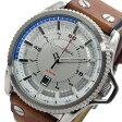 ディーゼル DIESEL ロールケージ クオーツ メンズ 腕時計 時計 DZ1715 ホワイト【楽ギフ_包装】【S1】