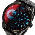 ディーゼル DIESEL クオーツ メンズ 腕時計 時計 DZ7340 ブラック【ポイント10倍】【楽ギフ_包装】