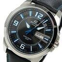 カシオ CASIO エディフィス EDIFICE クオーツ メンズ 腕時計 時計 EFR-103L-1A2V ブルー【ポイント10倍】【楽ギフ_包装】