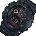 カシオ CASIO Gショック G-SHOCK デジタル メンズ 腕時計 時計 GD-120MB-1 ブラック【ポイント10倍】