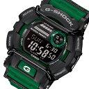 カシオ CASIO Gショック G-SHOCK デジタル メンズ 腕時計 時計 GD-400-3 グリーン【ポイント10倍】