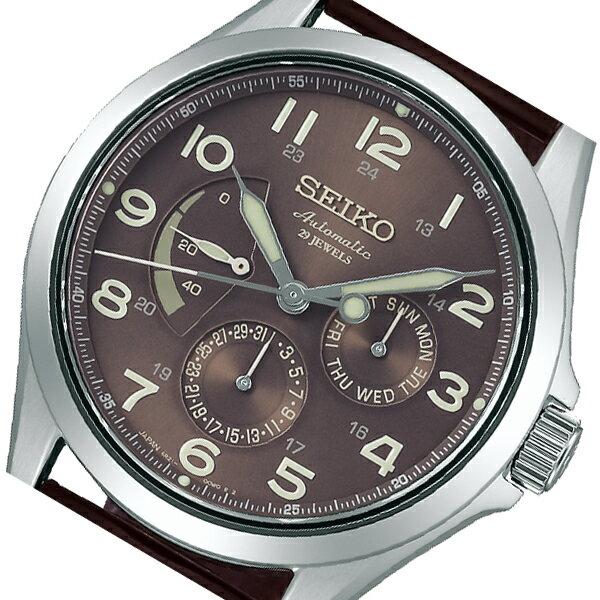 セイコー SEIKO プレザージュ 自動巻き メンズ 腕時計 SARW019 チョコ 国内正規【送料無料】【ポイント10倍】【_包装】 【送料無料】【ラッピング無料】