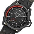 ディーゼル DIESEL ロールケージ クオーツ メンズ 腕時計 時計 DZ1728 ブラック【ポイント10倍】【楽ギフ_包装】