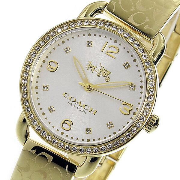 コーチ COACH クオーツ レディース 腕時計 14502354 ゴールド【送料無料】【ポイント10倍】【_包装】 【送料無料】【ラッピング無料】広い