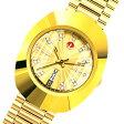 ラドー D-Original Automatic 自動巻き メンズ 腕時計 R12413363 ゴールド 国内正規【送料無料】【ポイント10倍】【楽ギフ_包装】