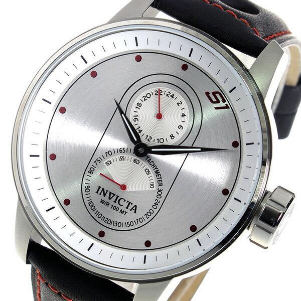 インヴィクタ INVICTA クオーツ メンズ 腕時計 時計 16019 シルバー【ポイント10倍】【_包装】 【ラッピング無料】