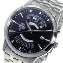 オリエント ORIENT 自動巻き メンズ 腕時計 時計 SEU0A007BH ブラック【ポイント10倍】【楽ギフ_包装】