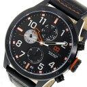 トミー ヒルフィガー TOMMY HILFIGER クオーツ メンズ 腕時計 時計 1791136 ブラック【ポイント10倍】【楽ギフ_包装】