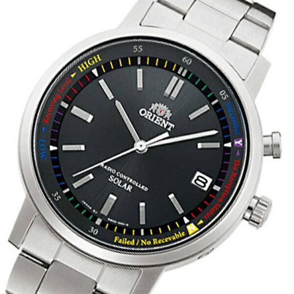 オリエント スタイリッシュ&スマート クオーツ メンズ 腕時計 時計 WV0101SE 国内正規【ポイント10倍】【_包装】 【ラッピング無料】